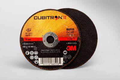 3M CUBII COW 42 125x2,5x22,23mm 65477 36 65477
