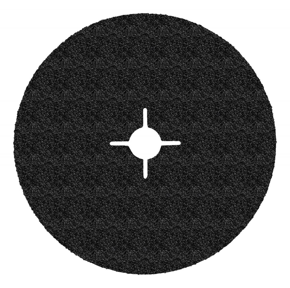 3m fibre schijf 501c 125 mm x 22 mm p60 slotted pn60513