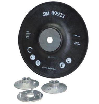 3M™ High Performance geribbelde steunschijf, 178 mm, PN09921 3M09921