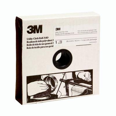 3M™ Schuurlinnen op rol 314D, 50 mm x 25 m, P180 3M62890