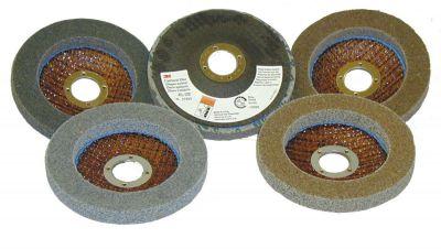 3M™ Scotch-Brite™ EXL Unitised Schijf XL-UD, 115 mm x 22 mm, 2S FIN, PN29201 3M29201