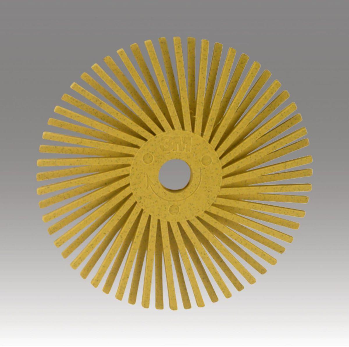 3m scotchbrite radial bristle schijf rbzb 75 mm x 953 mm p220 pn30128