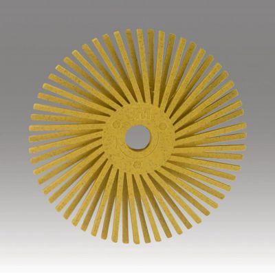 3M™ Scotch-Brite™ Radial Bristle Schijf RB-ZB, 75 mm x 9.53 mm, P220, PN30128 30128
