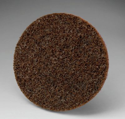 3M™ Scotch-Brite™ Roloc™ Surface Conditioning Schijf SL-DR, zwart, Ø 76 mm, A CRS, Super Duty, PN337 33796