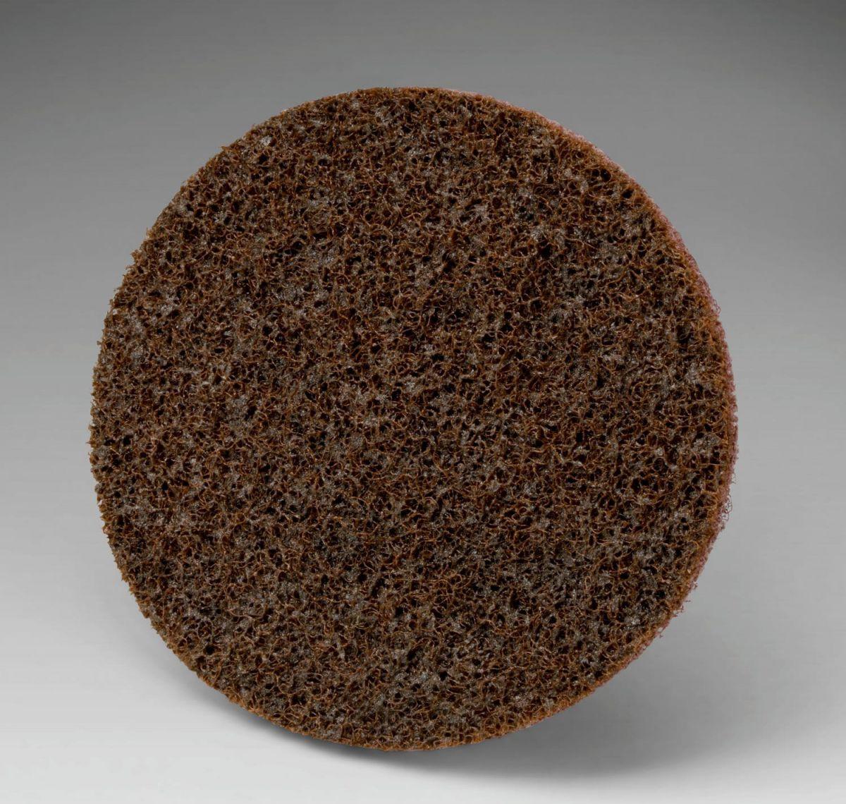 3m scotchbrite roloc surface conditioning schijf sldr zwart 50 mm a crs super duty pn337