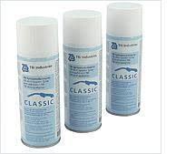 Antispat spray TBI 300ml siliconen vrij 392P000071