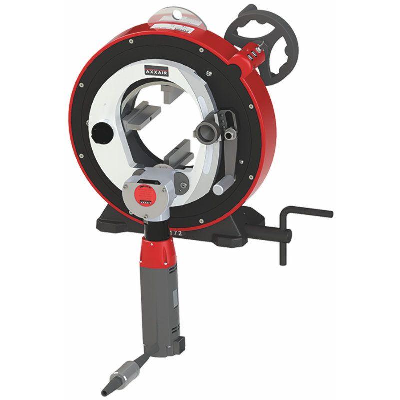 axxair orbitaal buiszaagmachine cc172