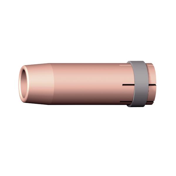 binzel gasmondstuk mb501d sterk kon 14mm