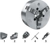 bison din 55029 zelfcentrerende drieklauwplaat staal type 3544 din 55029 c6 250 mm