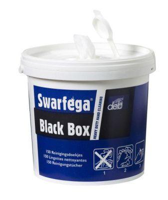 Black box reinigingsdoekjes 150 stuks 18420