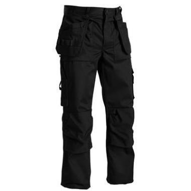 Blacklader Werkbroek P/K zwart mt.54 153018609900C54