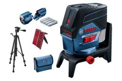 Bosch Combi-lijnlaser GCL 2-50C + statief BT150 0601066G02