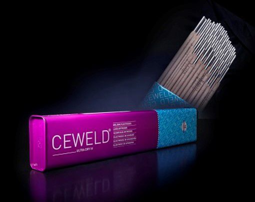 ceweld rvs electrodes croni 299 325x350 mm per koker a 25 kilo