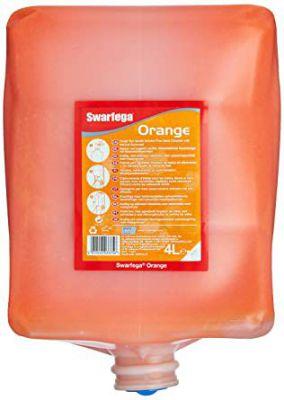 Deb swarfega zeep 4 L orange SORC4LTR