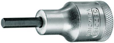 """Dopsleutel-schroevendraaier 1/2"""" 4 mm 6153070"""