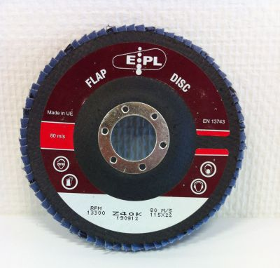EPL conische lam.schijf 115 mm Z 40 epl115z40
