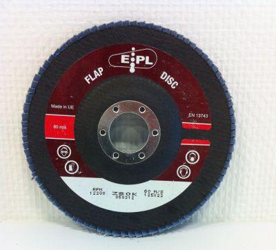 EPL Conische Lam.Schijf 125 mm - Z 80 EPL125Z80