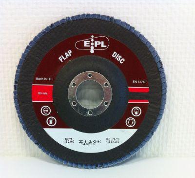 EPL Conische Lam.Schijf 125 mm - Z 120 EPL125Z120