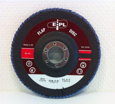 EPL Conische Lam.Schijf 125 mm - Z 60 EPL125Z60
