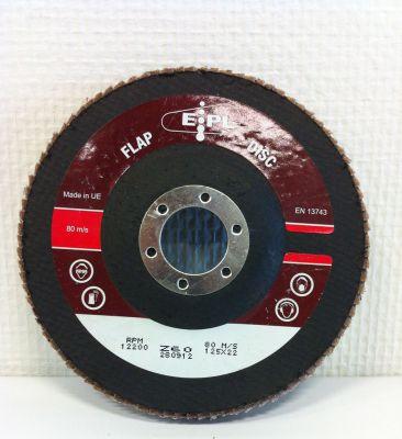EPL Vlak Lam.Schijf 125 mm - Z 60 Bigger EPL125Z60B