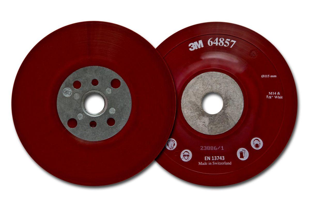 fibre disc bup ribbed 180mm 64862