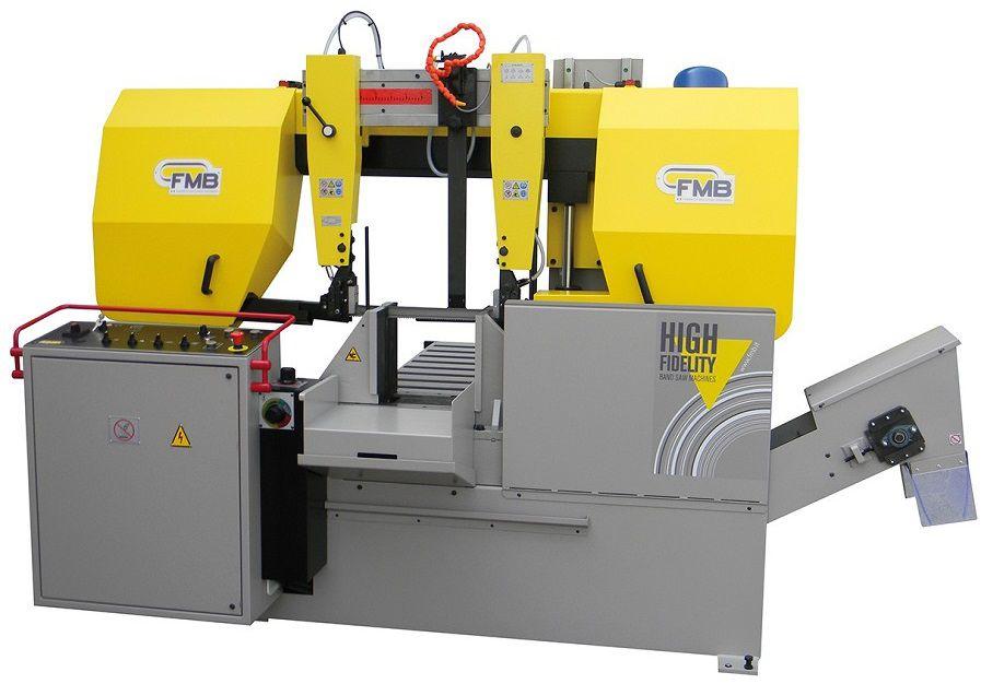 fmb atalantavhz half automatische lintzaagmachine