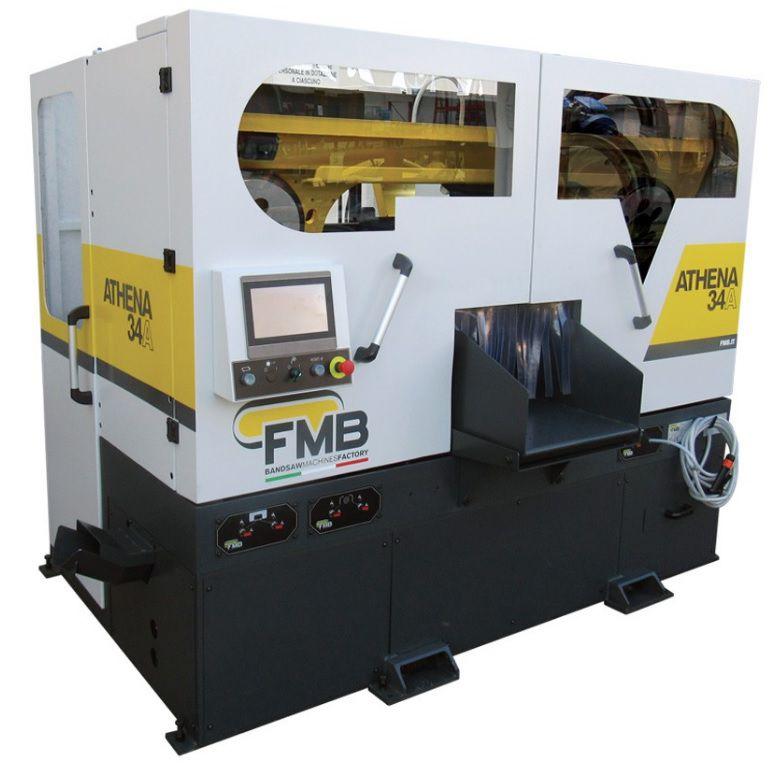 fmb athena 34a vol automatische lintzaagmachine