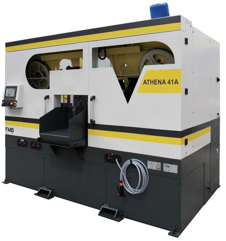 fmb athena 41a vol automatische lintzaagmachine