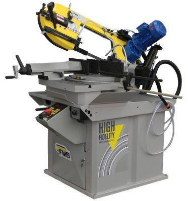 FMB CALIPSO Halfautomatische lintzaagmachine met manuele snelspanklem CALIPSO