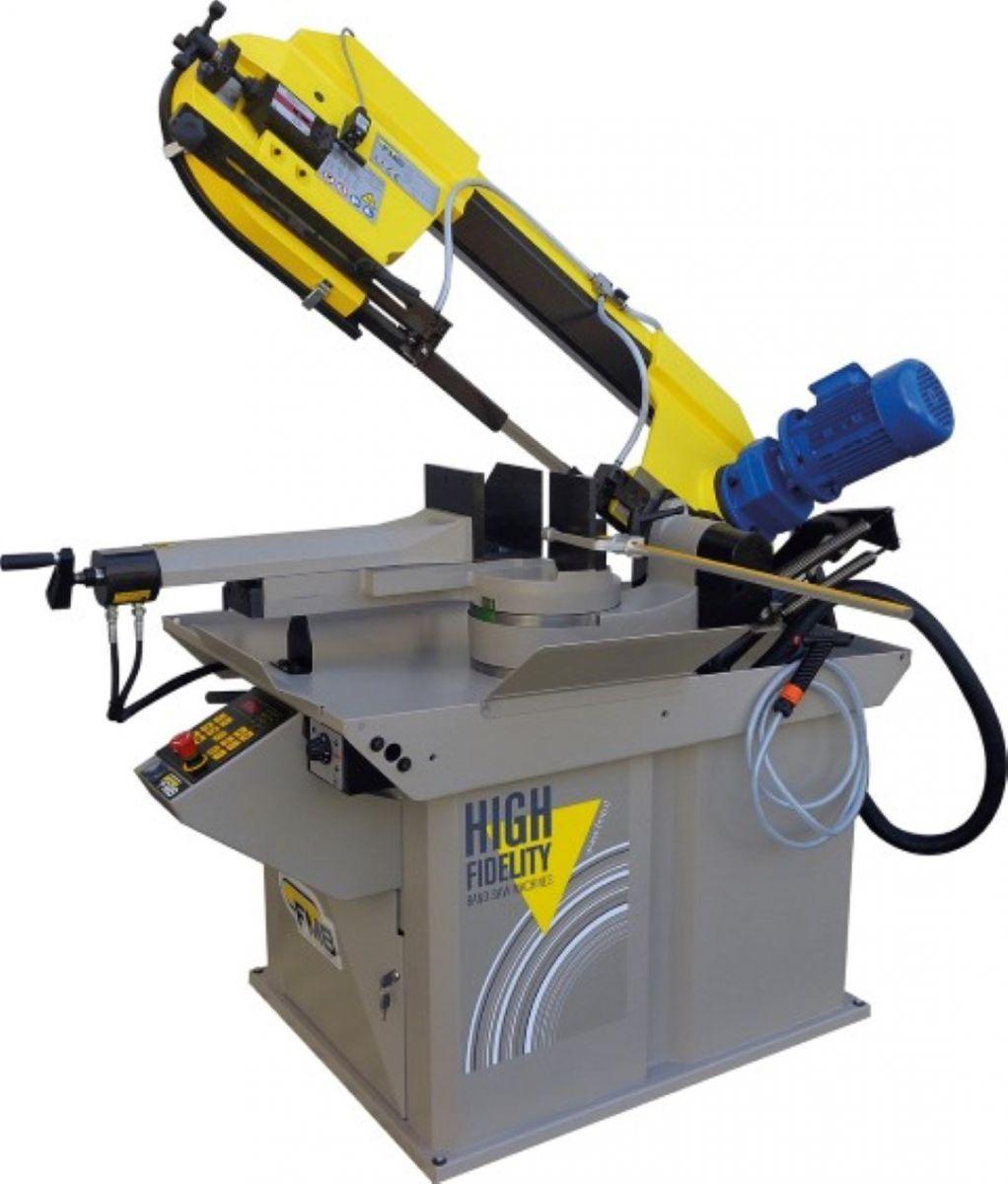 fmb majorvhz half automatische lintzaagmachine