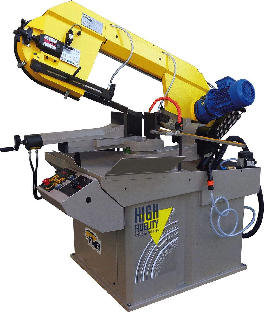 fmb mercuryvhz half automatische lintzaagmachine