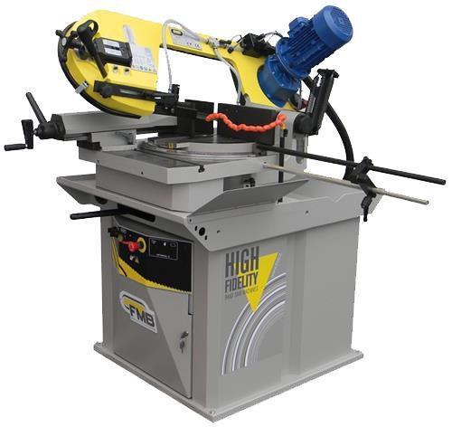 fmb oriongv handbediende lintzaagmachine