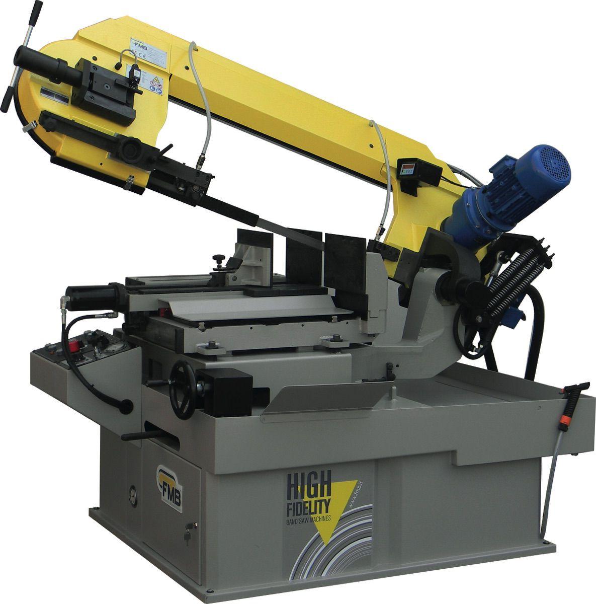 fmb pegasus dsvhz halfautomatische lintzaagmachine