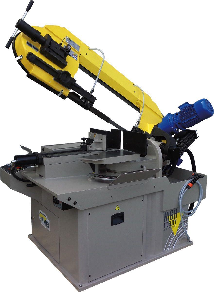 fmb pegasusvhz halfautomatische lintzaagmachine
