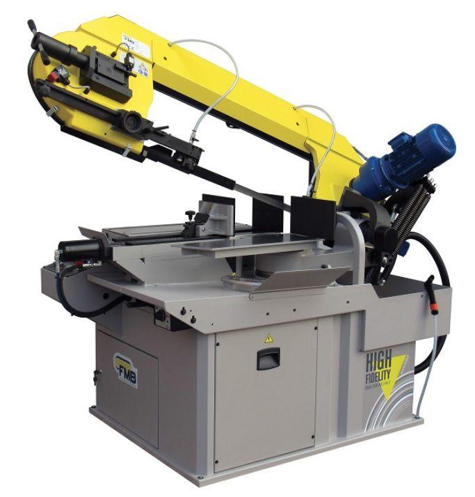 fmb pegasusxlvhz handautomatische lintzaagmachine