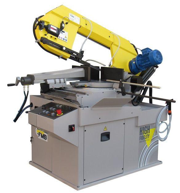 fmb saturnvhz half automatische lintzaagmachine