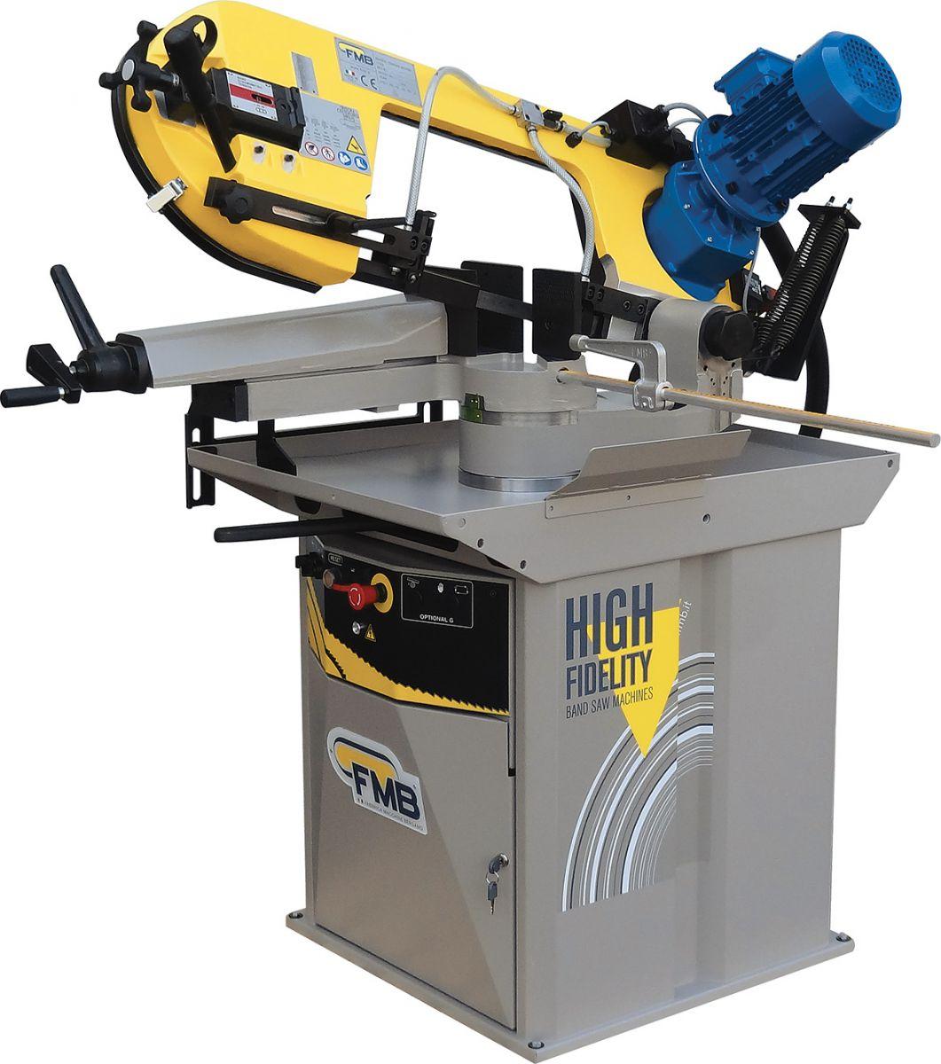 fmb tritong handbediende lintzaagmachine