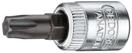 gedore dopsleutelschroevendraaier 14 torx t25