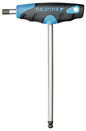gedore haakse stiftsleutel met 2ctgreep 25 mm dt2142 25