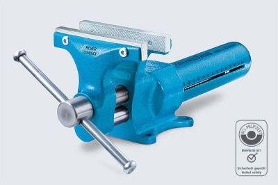 Heuer Parallelbankschroef Compact 120mm 118 001 118 001