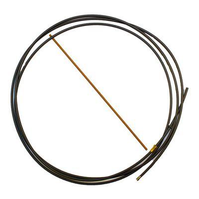 Inliner PA-alu zwart 4.5mtr 1.2-1.6mm 328P23474A