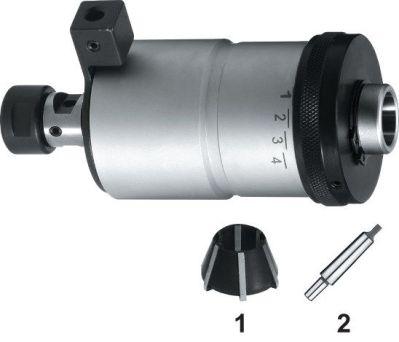 International Tools ECO PRO Tapapparaat, met omkeerinrichting, met druk- en trekcompensatie, met ins 817000070