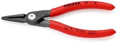 KNIPEX Borgveertang binnenr. recht 8-13 mm 4811J0
