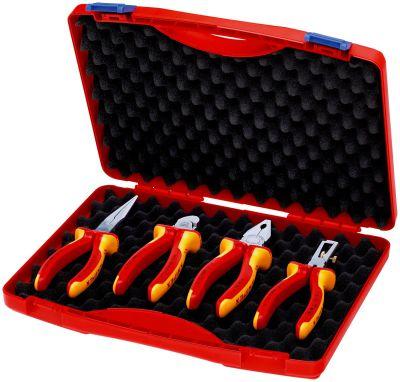 KNIPEX Compactdoos 4 -delig VDE 002015