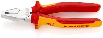 KNIPEX Kracht-Kombitang comfort 180 mm VDE 0206180