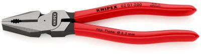 KNIPEX Kracht-Kombitang gepol./kunstst. 200 mm 0201200