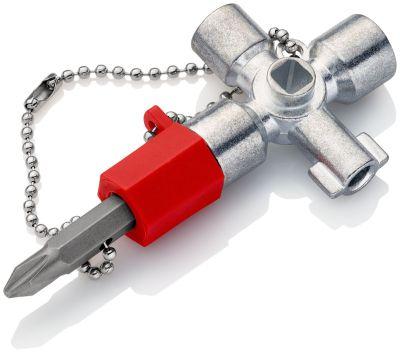 KNIPEX Kruisdopsleutel 6/8/9 mm lengte 44mm 001102