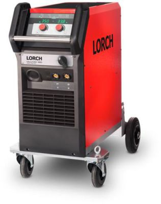 Lorch MicorMIG 350 Basisplus - compact machine watergekoeld Lorch224.3550.0