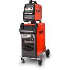 Lorch MicorMIG 400BW Basic Plus Koffer uitvoering, watergekoeld met 10 meter tussenpakket. Lorch224.4000.9