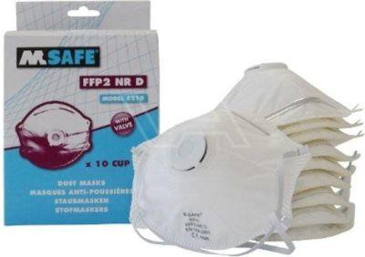 M-safe stofmasker FFP2 6210 40562100